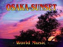 Osaka-Sunset