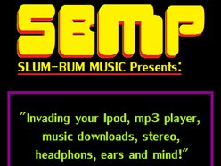 SLUM-BUM MUSIC Presents: