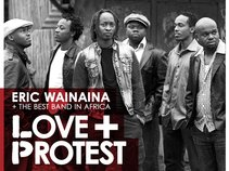 Eric Wainaina and The Best Band In Africa