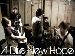 Image for A Dire New Hope