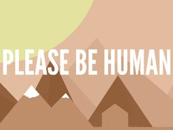 Image for Please Be Human