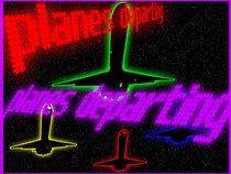 Planes Departing