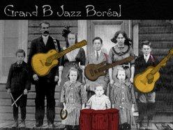 "Grand ""B"" Jazz Boréal"