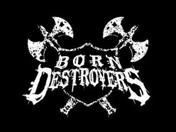 Image for Born Destroyers
