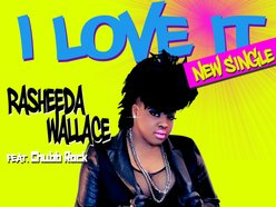 Image for The Queen Of Street Soul Rasheeda Wallace