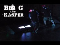 Big C and Kasper
