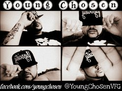 Image for Young Chosen