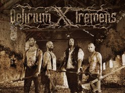 Image for DELIRIUM X TREMENS