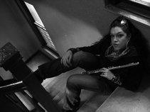 Adina Robins - Flute Player