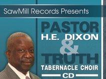 Pastor.H.E.Dixon