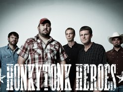 Image for Honkytonk Heroes