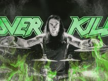 Jason Bittner of OVERKILL/Shadows Fall, ex- Flotsam and Jetsam
