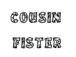 Image for Cousin Fister