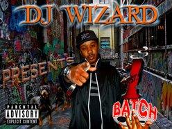 """DJ WIZARD """"THE WIZARD'"""