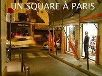 un square à Paris