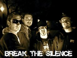 Image for Break The Silence