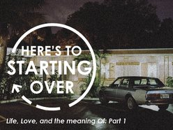 Image for Here's to Starting Over