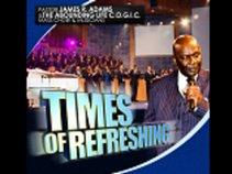Pastor James R. Adams & The Abounding Life C.O.G.I.C. Mass Choir
