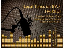Image for Local Tunes on KRUI