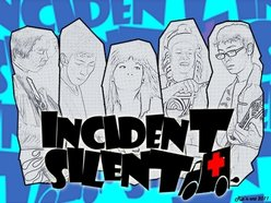Image for INCIDENT SILENT