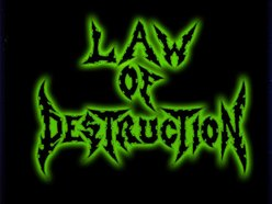Image for Law of Destruction
