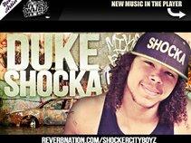 Duke (Shocka) Jackson