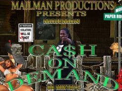 Image for MAILMAN___MailMan Productions