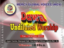 Mercy Global Voices A.K.A. MGV