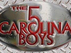 Image for the 5 carolina boys
