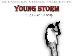 Image for Young Storm The Future