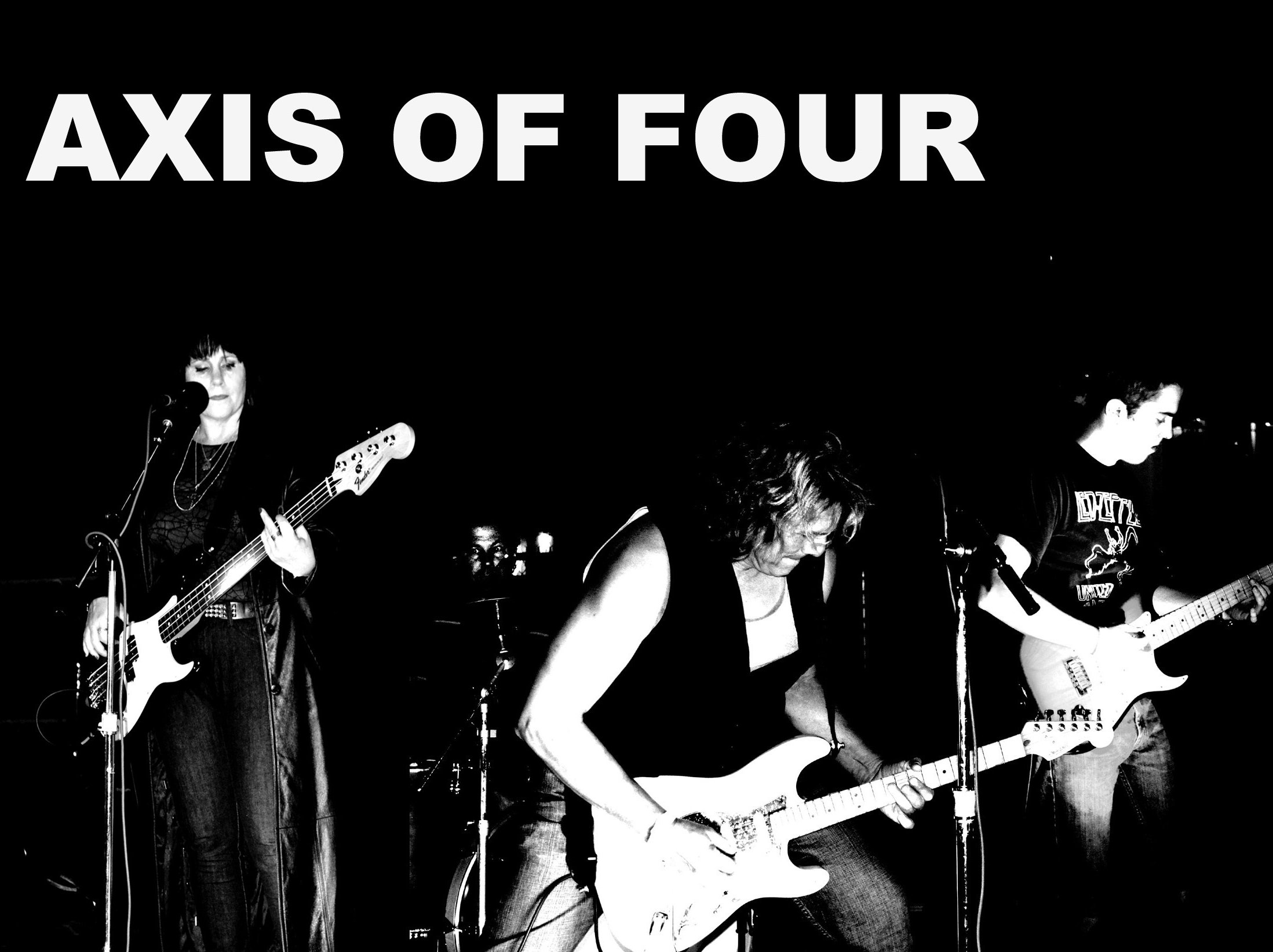 Image for Axis of Four