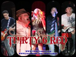 Image for Thirty 6 Red