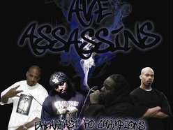 Image for Ave Assassins