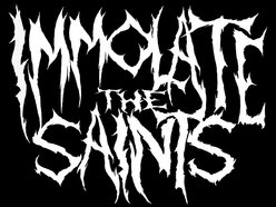 Image for Immolate the Saints