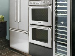 Refrigerator/Oven