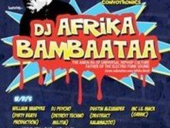 Image for Afrika Bambaataa