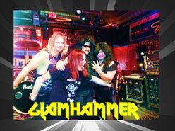 Image for GLAMHAMMER - 80's Hair Metal Tribute Band