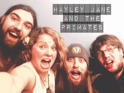 Image for Hayley Jane and the Primates
