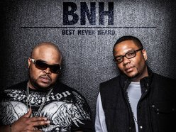 Image for B.N.H. ( Best Never Heard)
