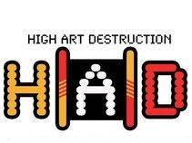 High Art Destruction