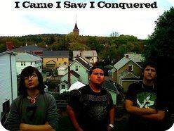 Image for I Came I Saw I Conquered