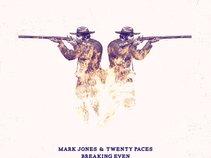 Mark Jones & Twenty Paces