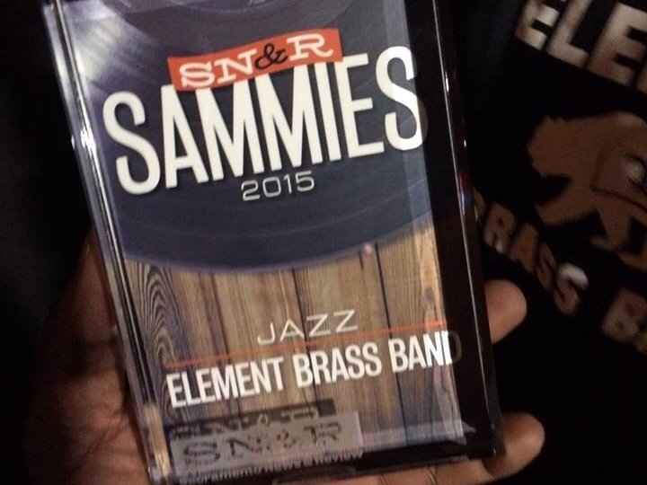 Image for Element Brass Band