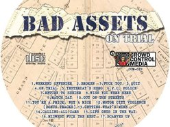 Image for Bad Assets Detroit