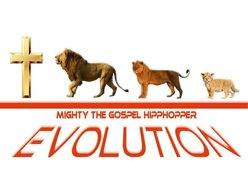 Image for Mighty the gospel hip hopper