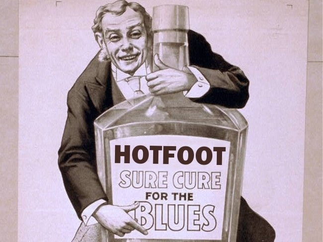 Image for Hotfoot