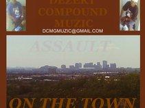 """DEZERT COMPOUND """"A.O.T.T."""""""