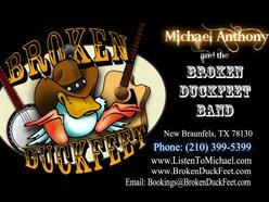 Image for Broken DuckFeet Band