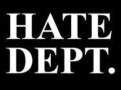 Hate Dept.