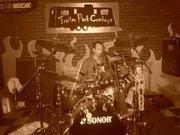 Troy Alwine/ drummer/Trailer Park Cowboys